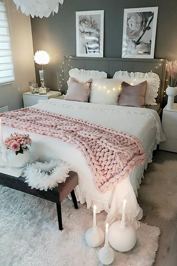 35 Stunning Bedroom Design Ideas 2019 Page 7 Of 39 My Blog Bedroom Ideas For Small Rooms Cozy Small Room Bedroom Room Ideas Bedroom