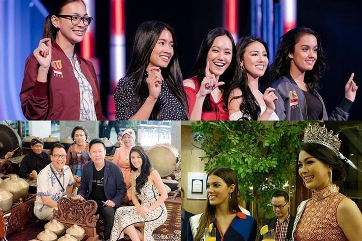 Puteri Indonesia 2017 Finale will be a star studded night