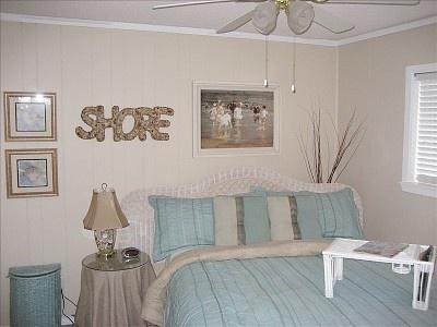 Ocean Themed Bedroom Colors