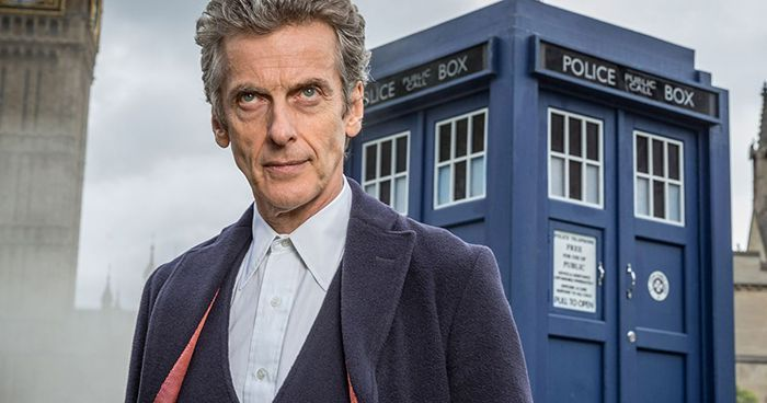 'Doctor Who' Peter Capaldi to Appear at Wizard World Minneapolis