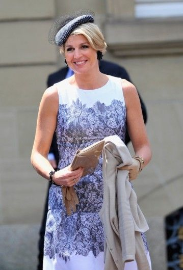 4 juni 2013 - Máxima Style File - 10 Beste Looks - People - VOGUE Nederland