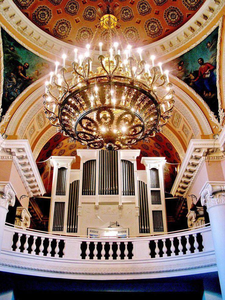 Билеты на концерты из цикла «Органные уикенды в Старой Коломне» продают за полцены  #Петербург