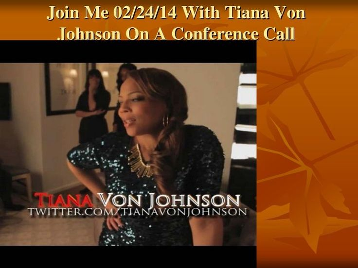 #slideshare #conference #johnson #tiana #moses #join