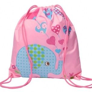Bobble Art - Swimming Bag - Elephant