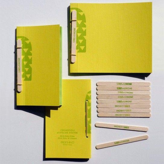 I quaderni Ghiacciolo di Fabriano Boutique
