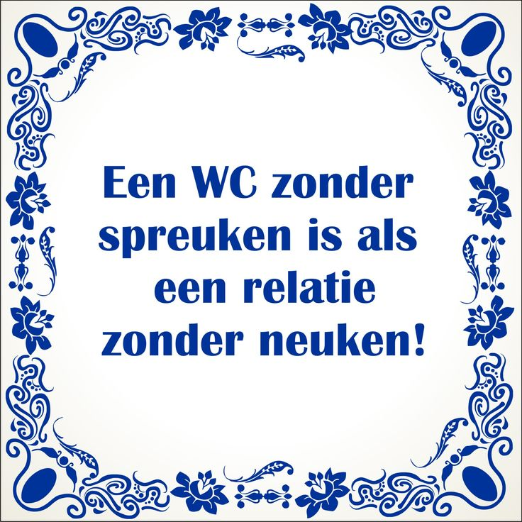 62 best wc spreuken images on pinterest bathroom ideas dutch quotes and toilet quotes - Deco wc blauw ...