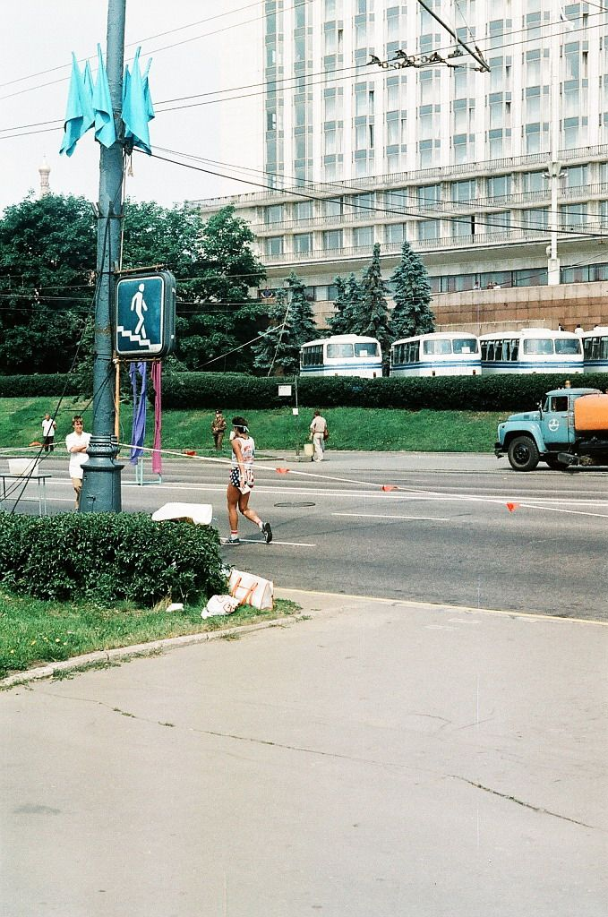 Moscow, 1980s