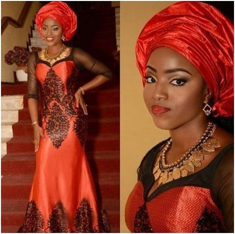 Latest Aso Ebi Styles: Beautiful Rock Green Aso Ebi Lace Styles you will adulation to add to your wardrobe Trending stylish nigerian ankara styles Hi Beautiful Ladies, it's a… Related PostsRock Green Lace Styles by Nigerian ladiesLace Aso Ebi Styles For Wedding GuestsNigerian Lace Styles & Designs for WeddingsTrending Aso Ebi Styles To Rock This …