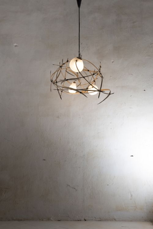 Jérôme Pereira. Luminaire Design / Light design.
