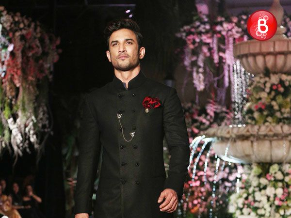 Sushant Singh Rajput, who was the show stopper for Manish Malhotra's show at…