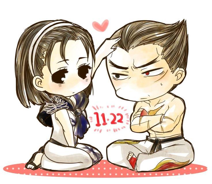 Jun And Kazuya