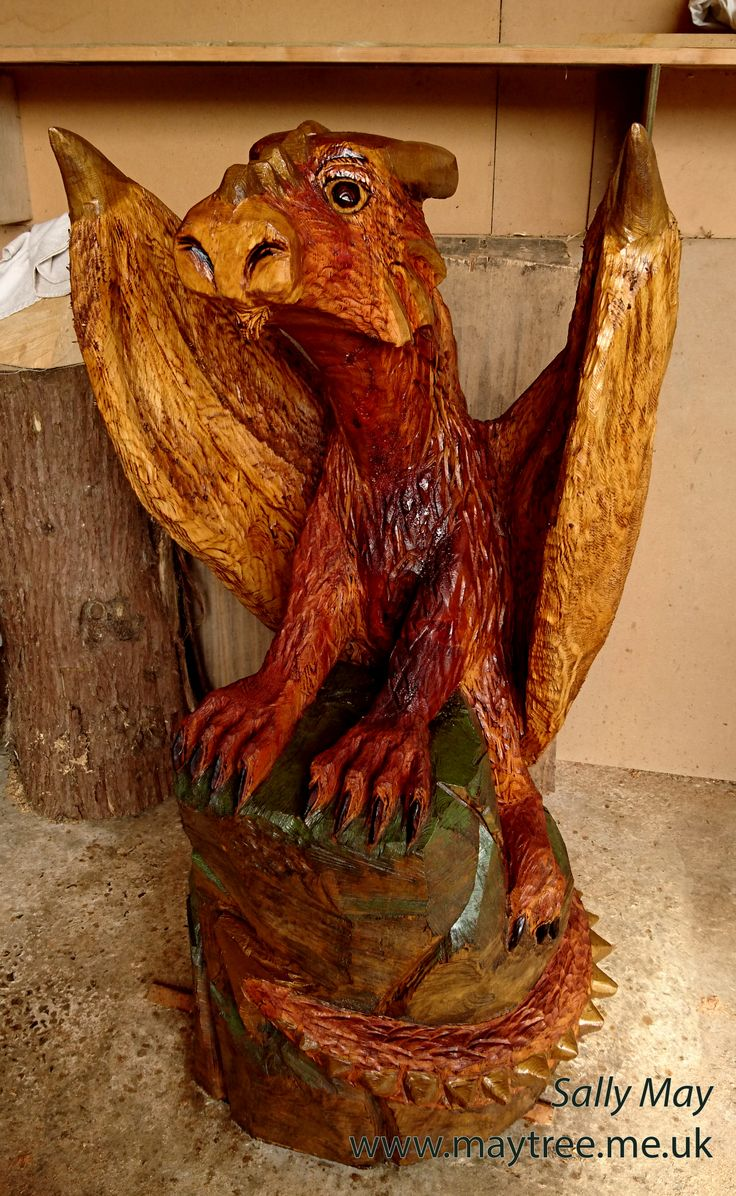 Images about chainsaw art on pinterest