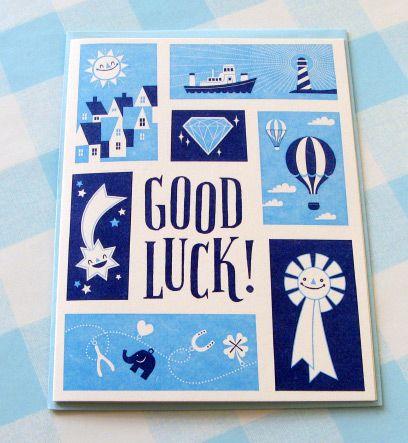 .Esta Design, Good Luck, Cards Ideas, Esther Aart, Birthday Cards, Vintage Illustration, Aart Design, Design Illustration, Luck Postcards