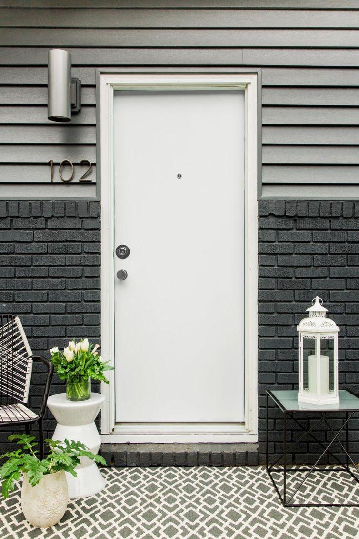 98 best Foyers, Porches + Front Doors images on Pinterest | Entrance ...