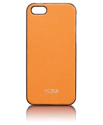 Tumi Leather Cover for iPhone 5