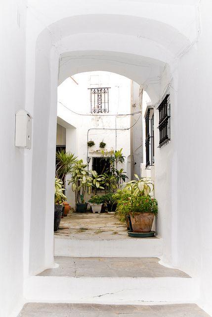 #Calle con encanto en #Tarifa