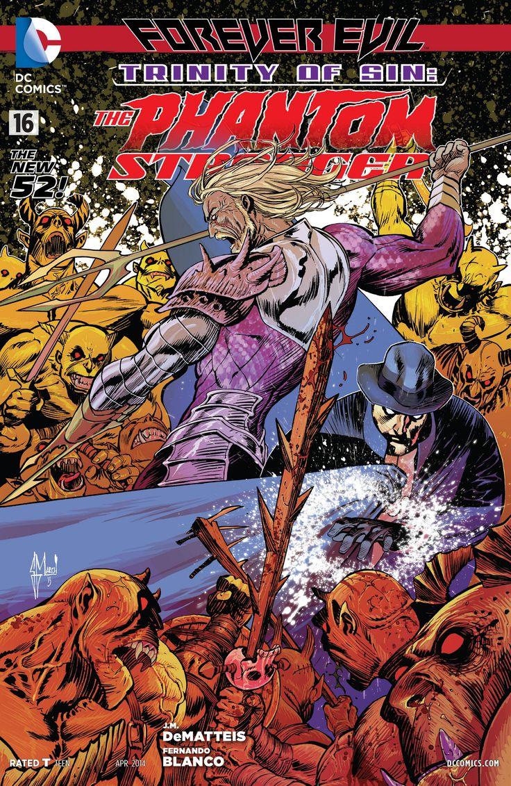 Trinity Of Sin: The Phantom Stranger #16