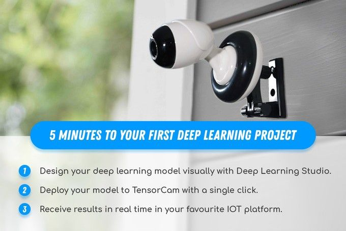 This Security Camera For Hackers Has Built In Tensorflow Ai Recognition Home Security Systems Wireless Home Security Systems Home Security Tips