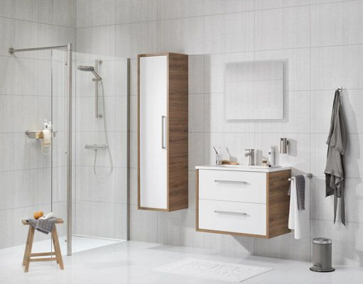 93 best Badkamer ideeën images on Pinterest   Bathroom, Bathrooms ...