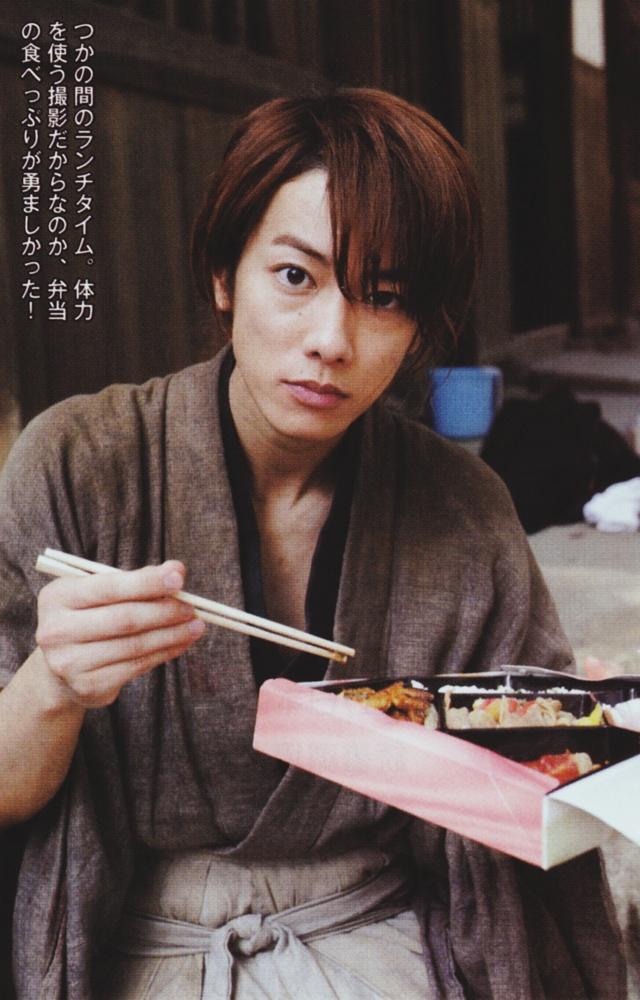 Himura Kenshin!! An amazing movie adaptation.