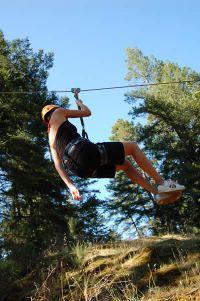 Ziplining!!