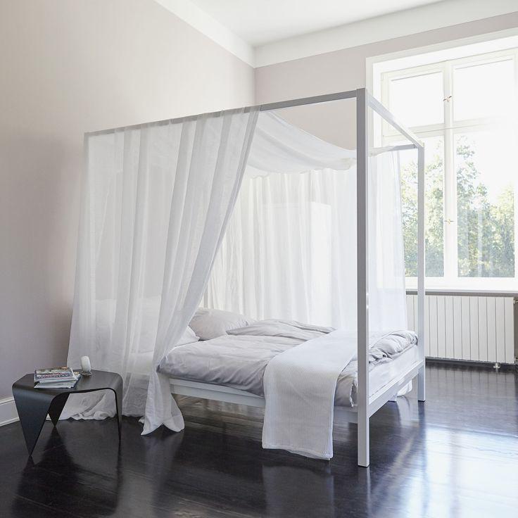 Himmelbett lichterkette selber machen  Die besten 25+ Himmelbett Ideen auf Pinterest | Ein schlafzimmer ...