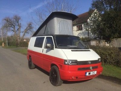eBay: VW T4 pop top camper #vwcamper #vwbus #vw