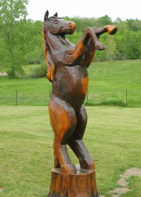 Best a carvings equine images on pinterest
