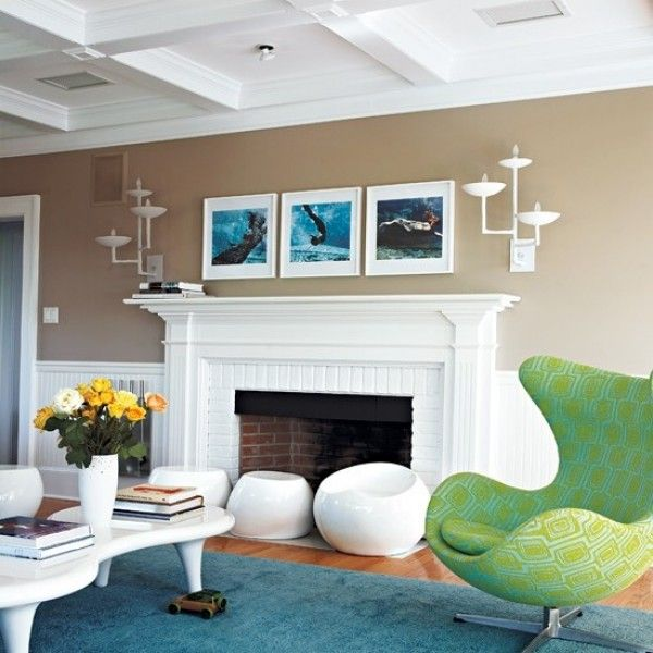 Beach House Color Ideas: 61 Best Wall Colors Images On Pinterest