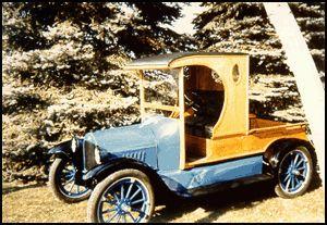 PickupTruck.Com - Segment One: 1918-1928 Four Cylinder Pickups
