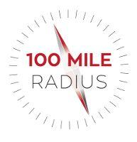 100 Mile Radius - landscape photography prize.