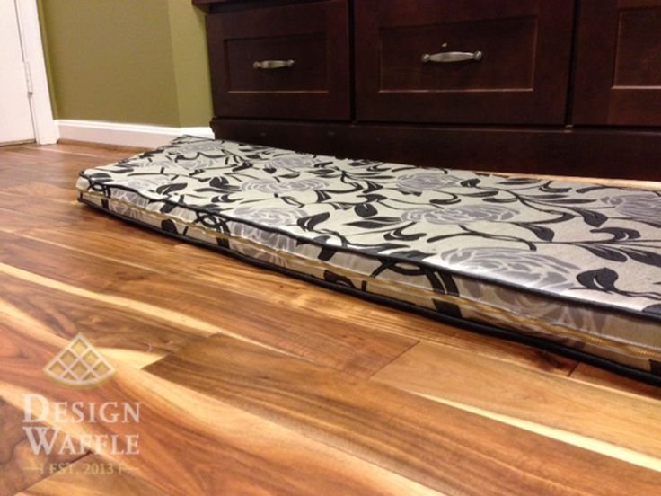 Find This Pin And More On Cushions Decor And Reupholster Diy Window Seat