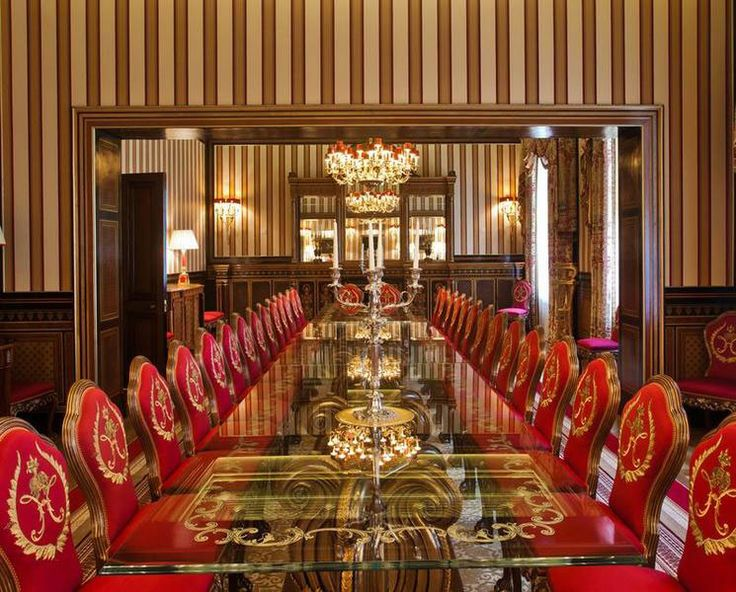 66 best images about extravagant dining rooms on pinterest for 17 carlton house terrace london