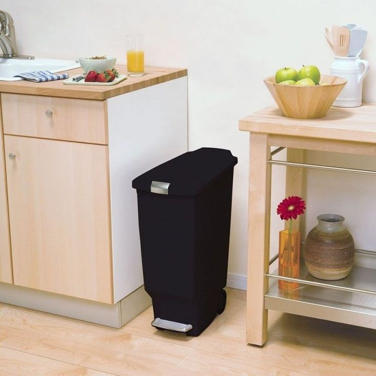 21 Best Waste Bins Images On Pinterest  Cucina Home Kitchens And Fascinating Kitchen Waste Bins Design Inspiration