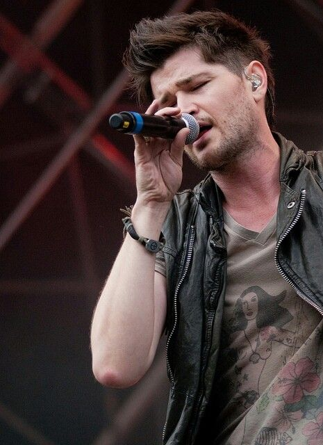 The Script - Danny - Another one of my favorite pics