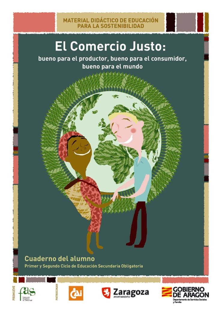 Unidades Didácticas Videominutos Comercio Justo   Actividades - Federación Aragonesa de Solidaridad