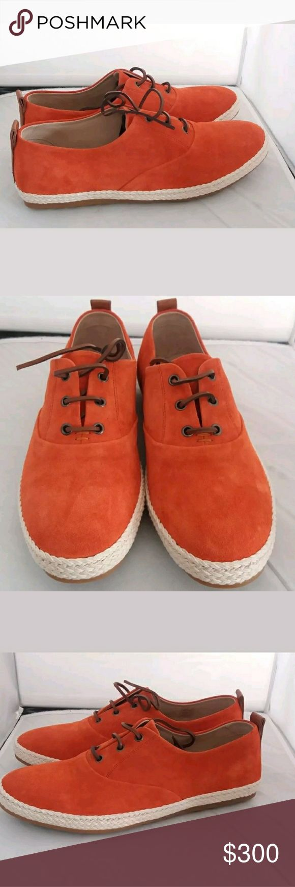 Sergio Rossi Espadrilles Mens Sz 7.5 Sergio Rossi Espadrilles Mens Sz 7.5. Brand new without box. Any questions please ask before purchase. Sergio Rossi Shoes Oxfords & Derbys #sergiorossishoes