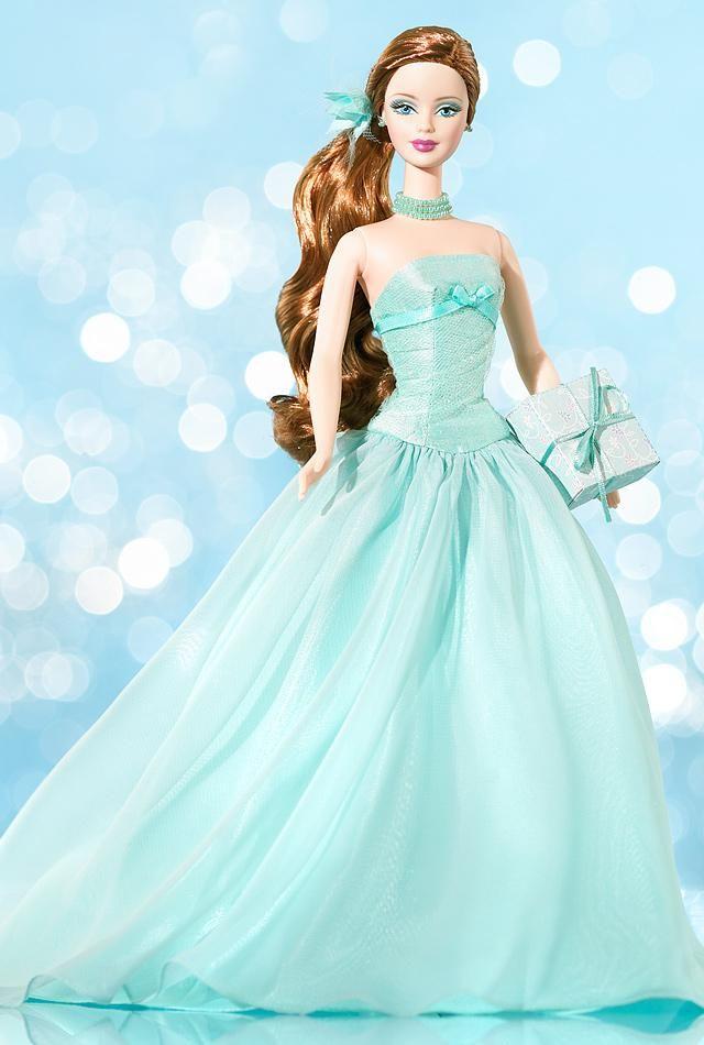 Birthday Wishes™ Barbie® Doll 2004