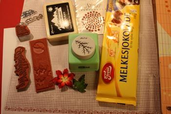 Sjokoladekort - 200 gram