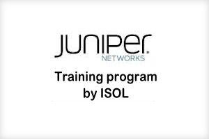 juniper certification and Training Program