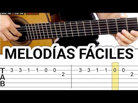Pantera Rosa guitarra Tutorial fácil de como tocar LA PANTERA ROSA en guitarra MUY FACIL Principiantes y novatos acústica o criolla tutorial melodía fácil pa...