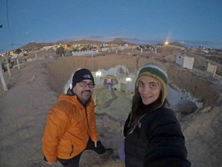 A arquitectura berbere do sul da Tunísia assenta na relação dos homens com a paisagem agreste do deserto. Para além dos ksour, as casas subterrâneas (ou trogloditas) são uma das imagens de marca dessa arquitectura. E a região que é a montra por excelência deste tipo de habitação é Matmata, uma pequena povoação a cerca …