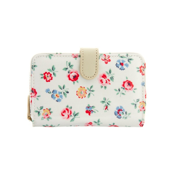 Cath Kidston Folded Zip Wallet ($43) found on Polyvore. LOVE.