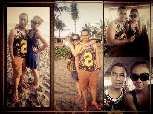 At Bali the island of God ♡♡♡