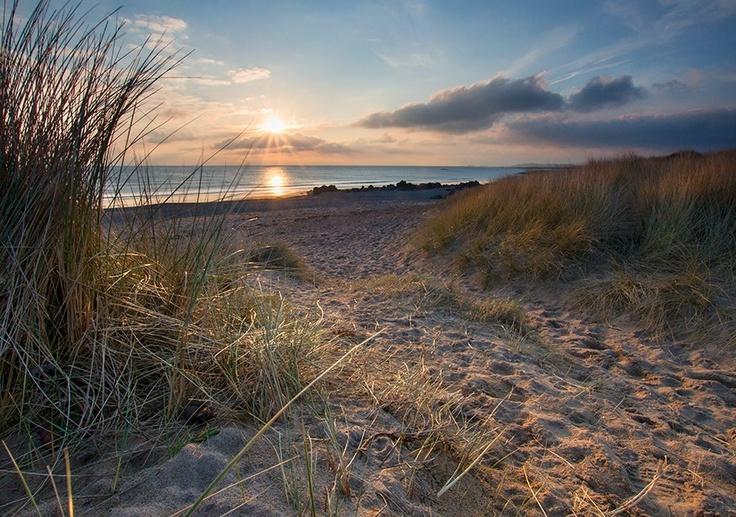 Porth Tyn Tywyn, Anglesey by Kris Williams