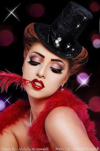 Burlesque Inspiration - Manina Productions Event Designer