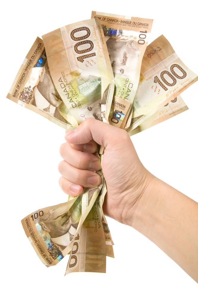 WONGA SURPRISE: Win $300 cash! Enter now: facebook.com/wongacanada  #winwithwonga