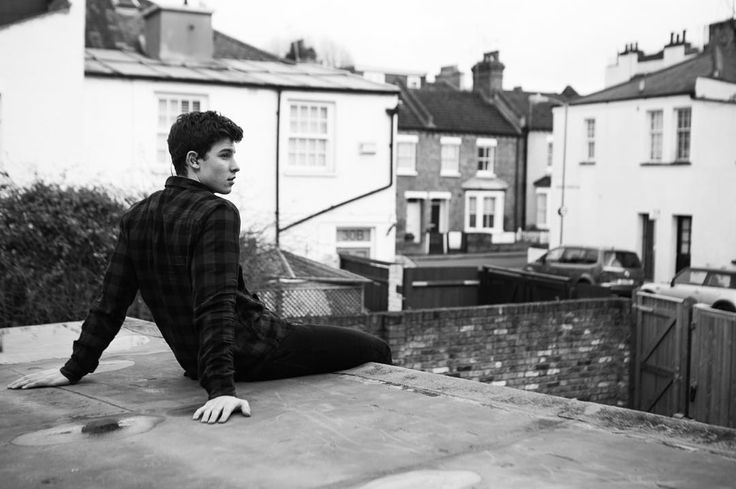 """""""London rooftop vibes."""" - Shawn Mendes"""