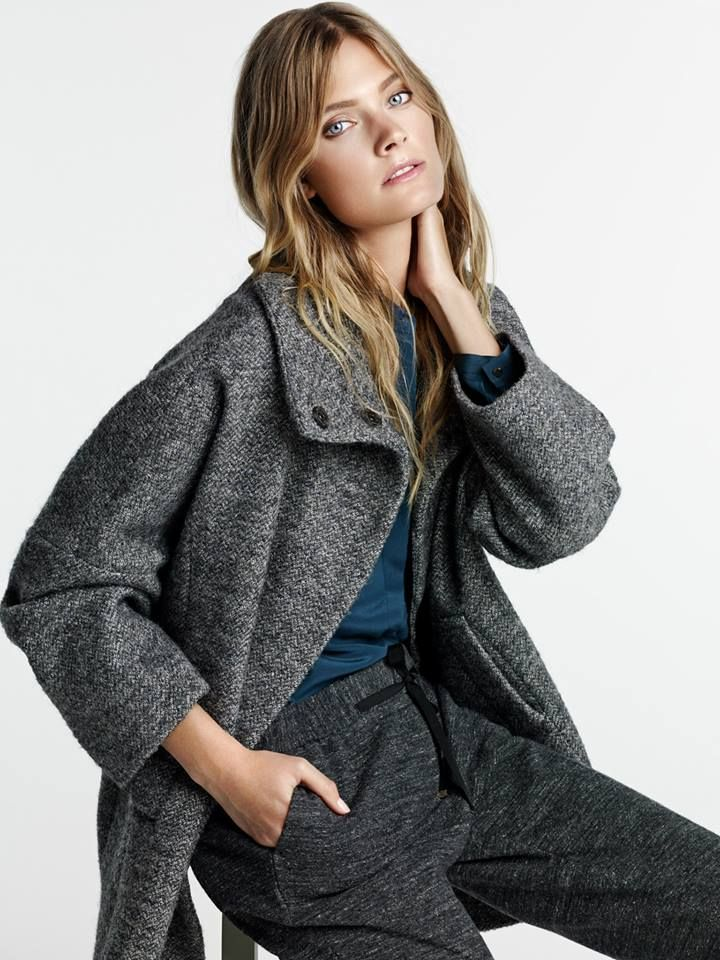 Fall Winter 14/15 Collection - September Lookbook starring by Constance Jablonski. Shop at www.massimodutti.com