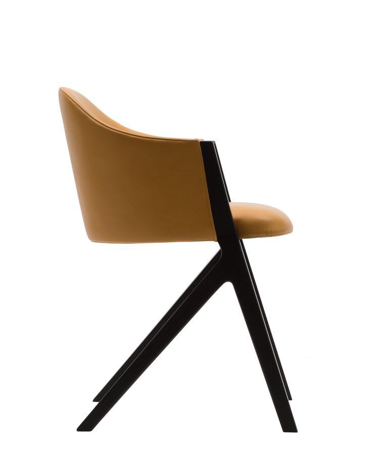 Patrick Norguet's M10 chair, suspended between innovation  http://cassina.com/it/collezione/sedie-e-poltroncine/397-m10